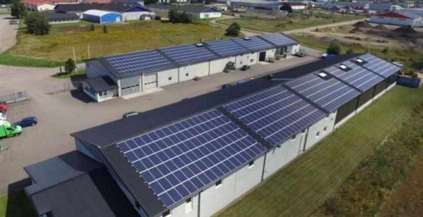 Уряд Швеції компенсуватиме 30% витрат на встановлення сонячних електростанцій
