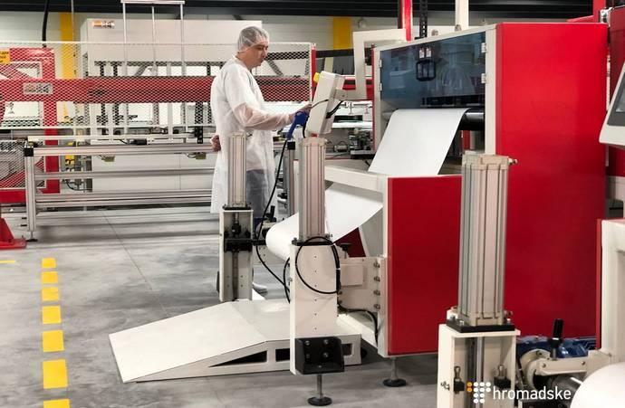 У Вінниці відкрили завод з виробництва сонячних панелей